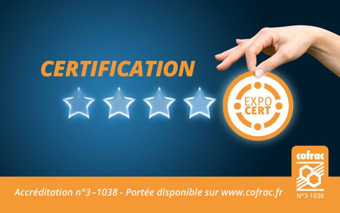 Certification ExcpoCert